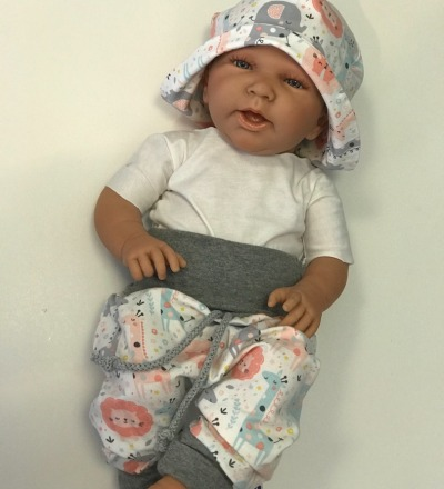 BIO Baby Hose Zajaz - Zajaz -einzigartige Kindermode