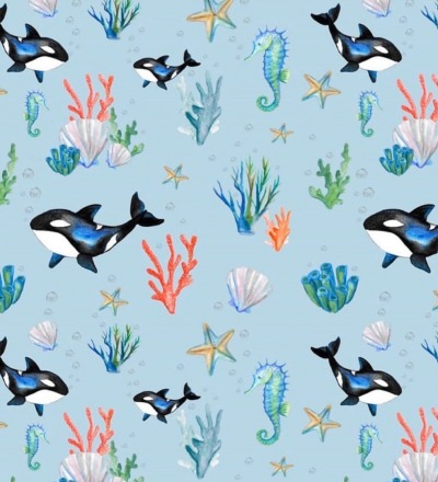 EP Ozean Traum blau