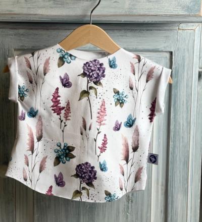 Cooles T-Shirt Zajaz FLOWER Zajaz -einzigartige