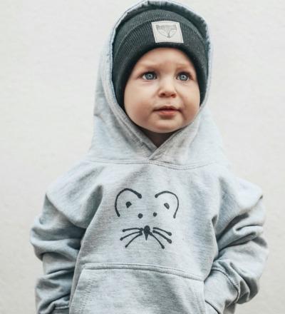 Hoodie Maus