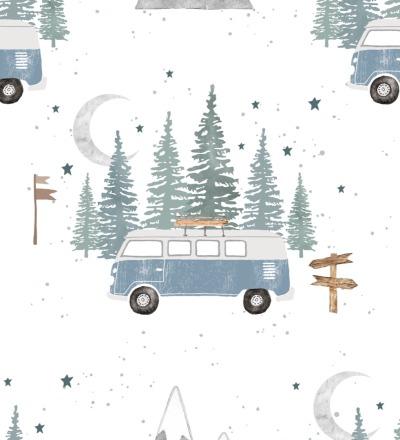 EP Winter Abenteuer weiss/grau RESTMETER
