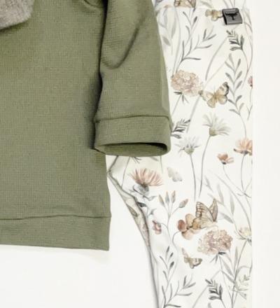 Cosy leggings Flower