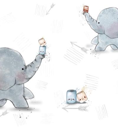 VORBESTELLUNG Mallow Elephant