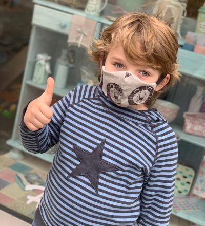 Mund-und Nase Maske für Kinder und