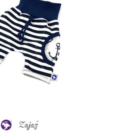 Shorts mit Anker-Tasche Zajaz - Zajaz -einzigartige Kindermode