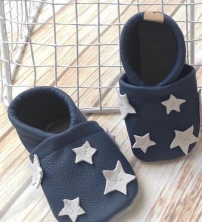 Krabbelschuhe Star