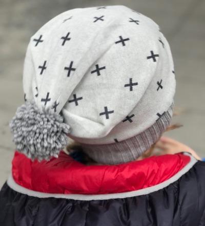 BIO Bommelmütze Zajaz - Zajaz -einzigartige Kindermode