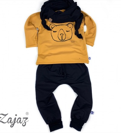 Pullover Bär Zajaz Zajaz -einzigartige