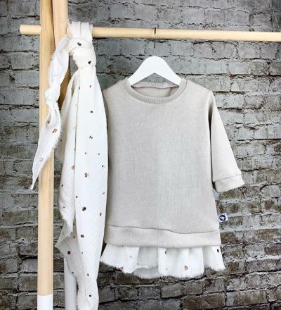 Kleid aus Strick Zajaz Zajaz