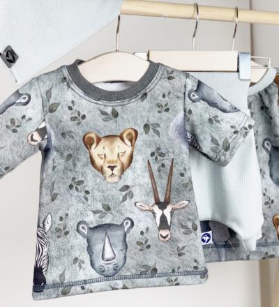 Sommer T-Shirt Safari