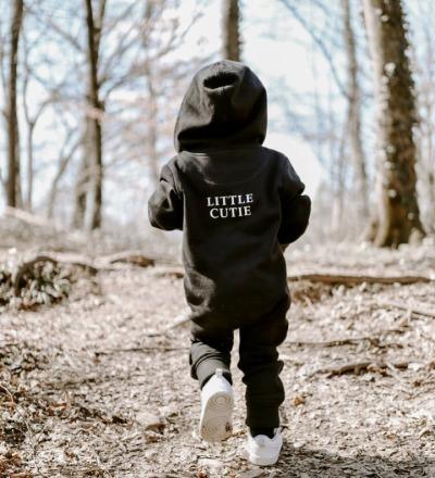 Little Cutie Romper - in Wunschfarbe