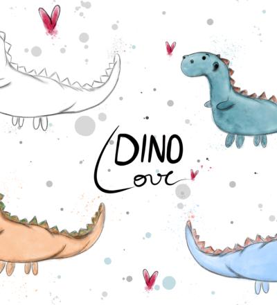 EP Dino Love - VORBESTELLUNG