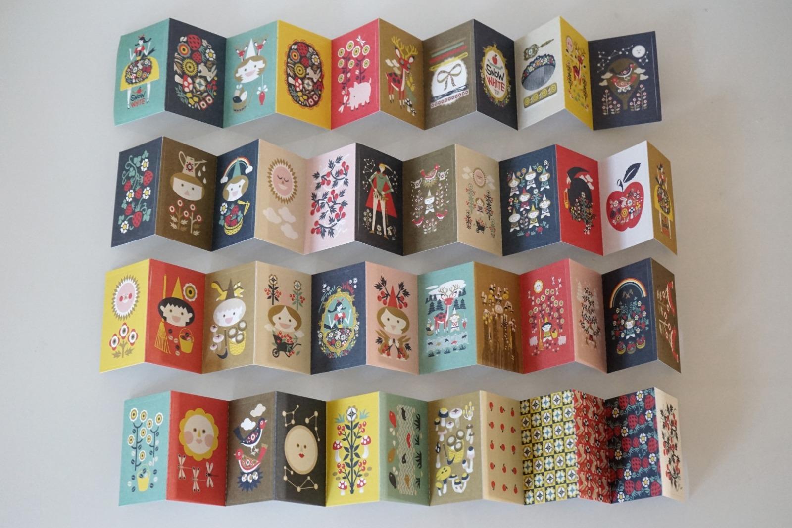 Stickerbox Schneewittchen mit 48 Aufklebern 3