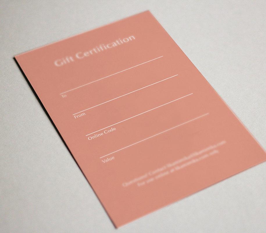 Gift Card 50 2