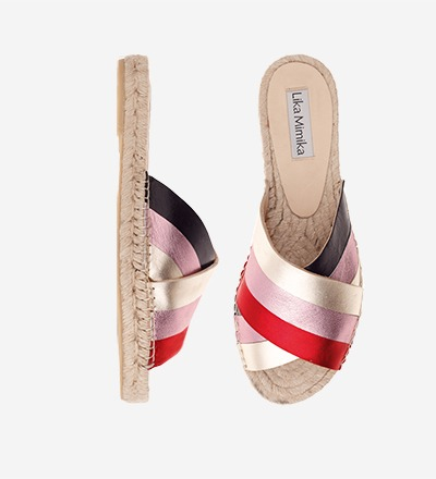 MULTI ROMA - Slipper Espadrilles