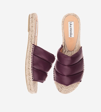 VINO - Slipper Padded