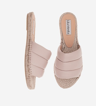 NUDE - Pre Order End of April - Slipper Padded
