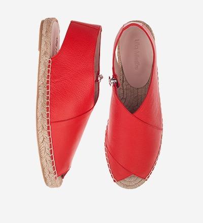 FLAMINGO - Cruzado Zipper Sandal