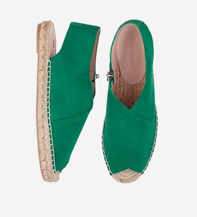 LEAF - Cruzado Zipper Sandal