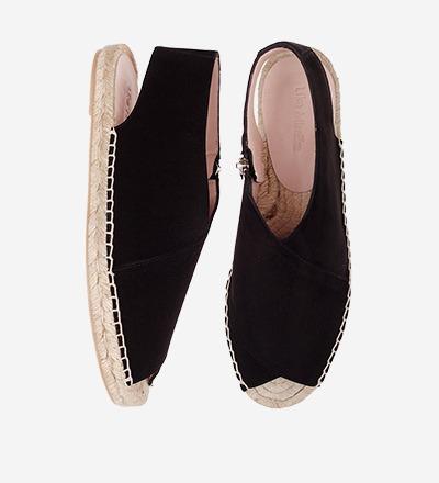 SUAVE - Cruzado Zipper Sandal
