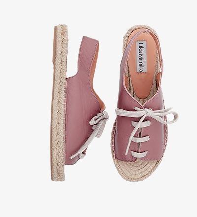 ROUGE / Pre Order - Sling Sandal