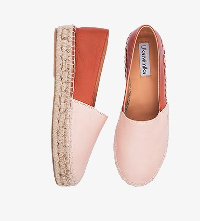 CIPRIA / RUSTY RED - Espadrilles