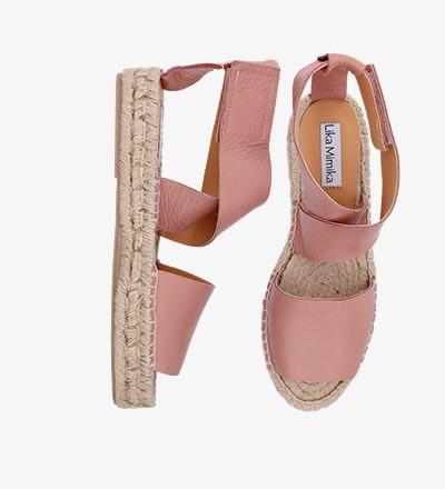 BLUSH - Bold Sandal