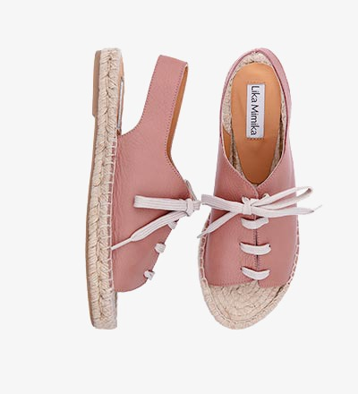 BLUSH - Sling Sandal