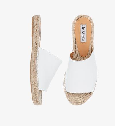 BLANCO / Pre Order - Slipper