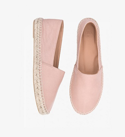CIPRIA - Calf Leather / Espadrilles