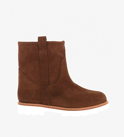ALPACCA  - Calf Suede / Snow Boot