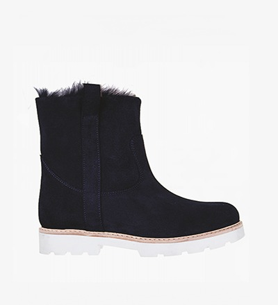 NUIT - Calf Suede / Snow Boot