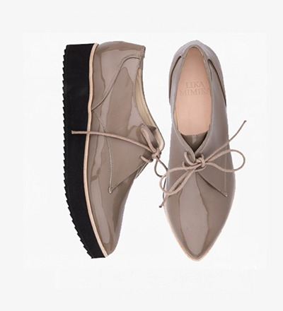 MOUSE - OXFORD LACE UP