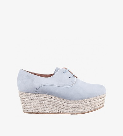 SKY - Plateau Lace Up