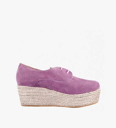 VIOLETA - Plateau Lace Up