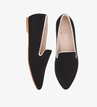 BLACK PEPPER - FLAT LOAFER