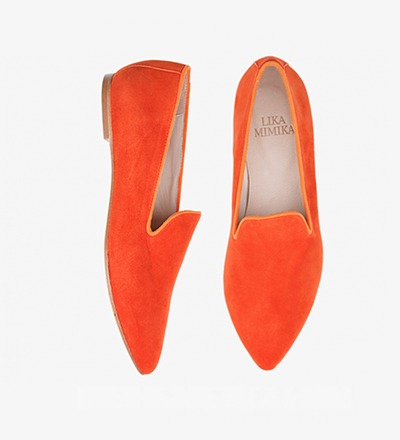 CORAL - FLAT LOAFER