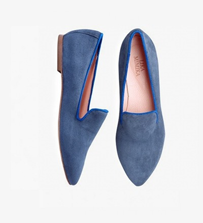 JEANS - FLAT LOAFER