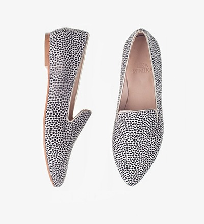 LEO DOTS - FLAT LOAFER