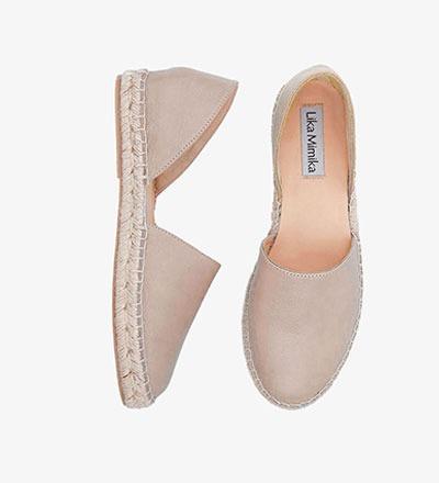 BISQUIT - Calf Leather / Menorquinas