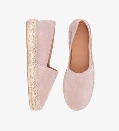 ROSE - Goat Suede / Upgrade Espadrilles