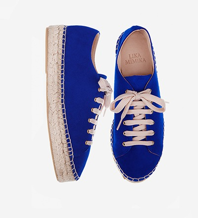 ROYAL SUEDE - Lace Up