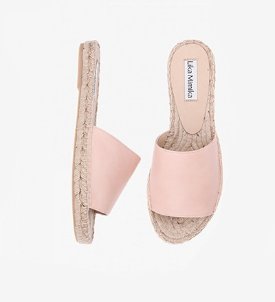 CIPRIA - CALF Leather / Slipper