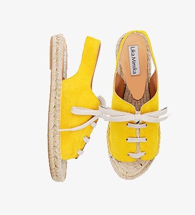 SOLE - Sling Sandal