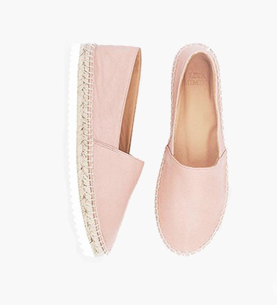 CIPRIA HYRID - Calf Leather / Espadrilles