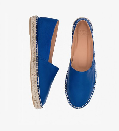 YVES - Calf Leather  / Espadrilles