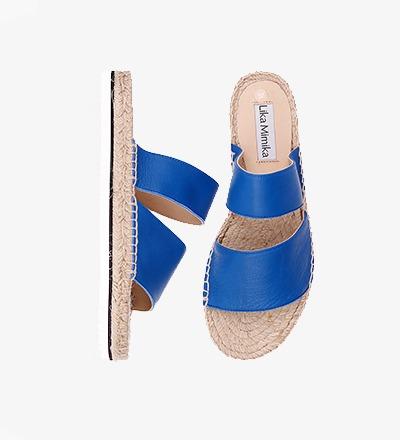 YVES - CALF Leather / Hybrid Sandal