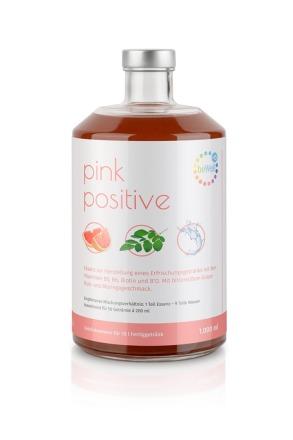 pink positiv 15 - Als Drink Cool, prickelnd oder als Tee-Punsch