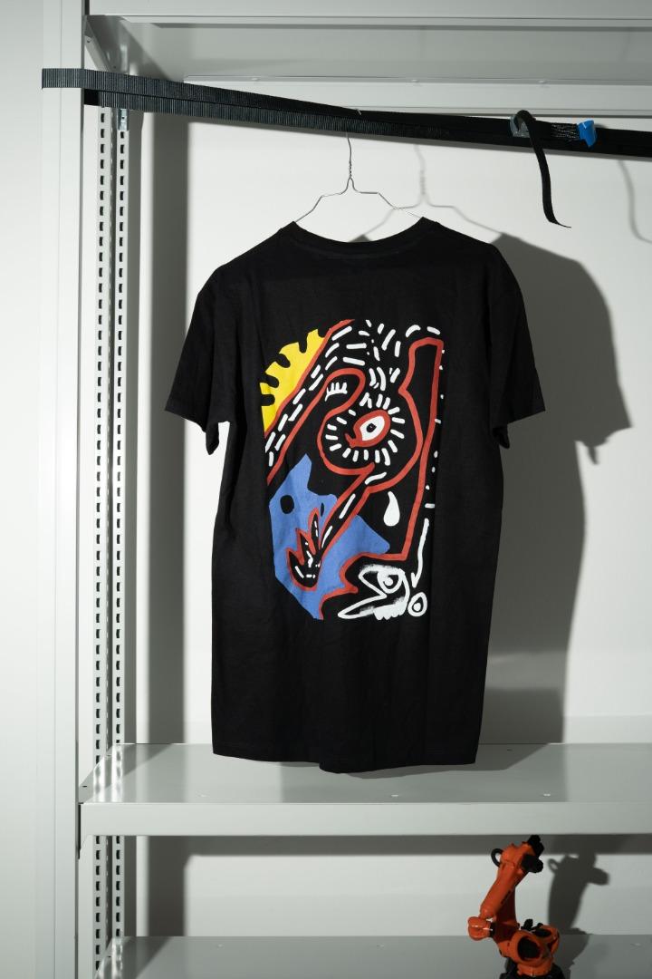 T-Shirt Jazz black