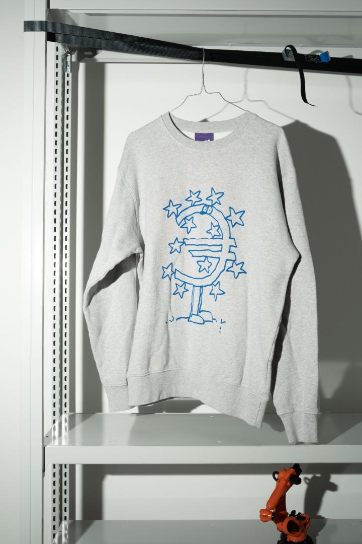 Sweatshirt Willy the EUnifier
